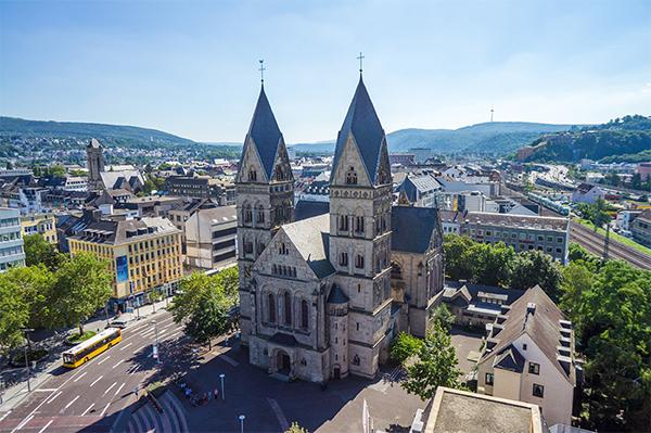 Kirche Koblenz