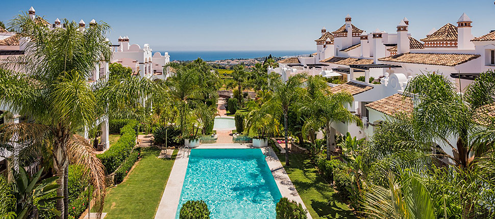 Selected properties in Andalusia