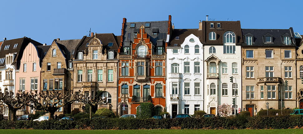 Properties in Düsseldorf for sale or rent