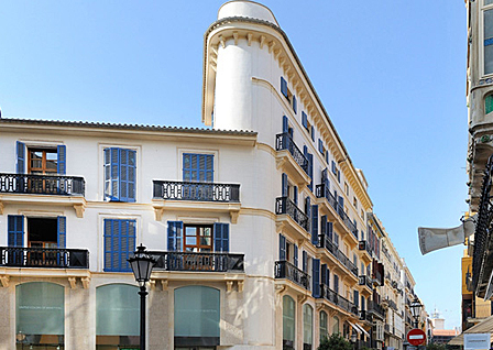 Franchise Zentrale in Palma